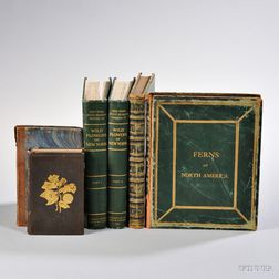 Natural History, Four Titles in Six Volumes.