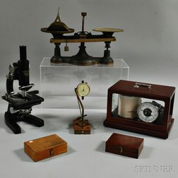 Six Laboratory Instruments