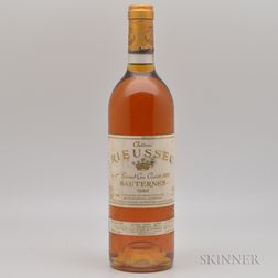 Chateau Rieussec 1986, 1 bottle