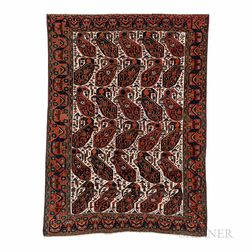 """Mother & Child Boteh"" Afshar Rug"