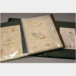 Two Albums of Kewpie Items
