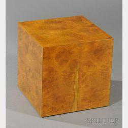 Dunbar Figural Cube Table