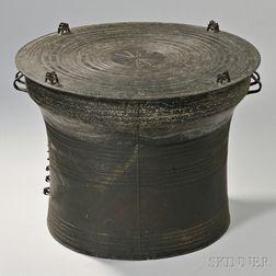 Bronze Karen Drum