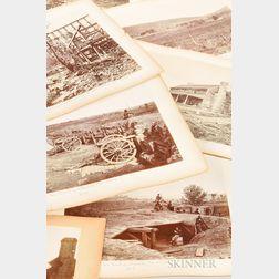 Thirty Civil War Images by George N. Barnard and Mathew Brady