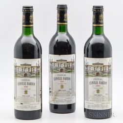 Chateau Leoville Barton 1985, 3 bottles