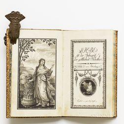 Rosenbaum, Joseph Carl (1770-1829) Devotional Manuscript on Paper, German, 1796, Liebe ist der Inbegrif und der göttlichen Gebothe.