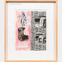Edward Henderson (American, b. 1951)      Untitled, 1987 #1