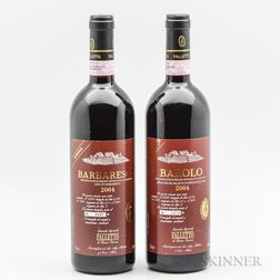 Bruno Giacosa, 2 bottles
