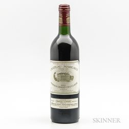 Chateau Margaux 1992, 1 bottle