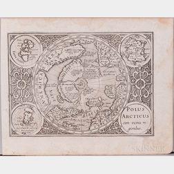 North Pole, Three Maps, 17th and 18th Century.
