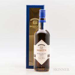 Port Ellen 1977, 1 750ml bottle (oc)