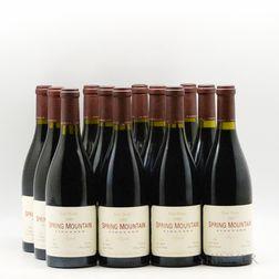 Spring Mountain Vineyard Syrah Estate 1997, 12 bottles