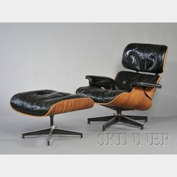 Charles Eames Lounge Chair and Ottoman