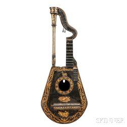 Edward Light Harp Lute, c. 1830