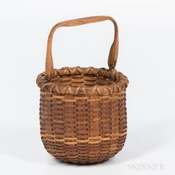 Miniature Nantucket Basket