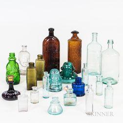 Nineteen Bottles and Two Insulators