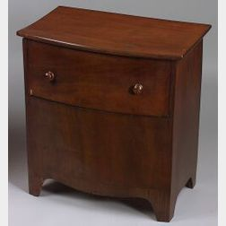 Victorian Mahogany Commode
