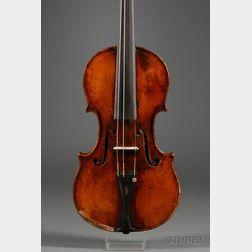 German Violin, c. 1880