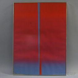 Leon Berkowitz (American, 1911-1987)      Untitled.