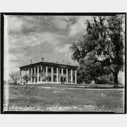 Walker Evans (American, 1903-1975)       Greenwood Plantation House, Louisiana