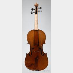 Modern Violin, Eduard Reichert, Dresden, 1911