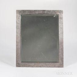 Sterling Silver Mirror Frame