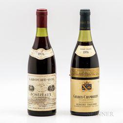 Mixed Burgundy, 2 bottles