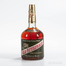 Old Fitzgerald 6 Years Old 1962, 1 1/2 gallon bottle
