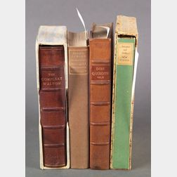 (Nonesuch Press, Five Titles in Ten Volumes)