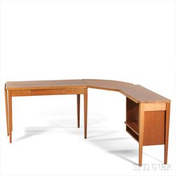 Tom Newhouse for Herman Miller Cherry Desk