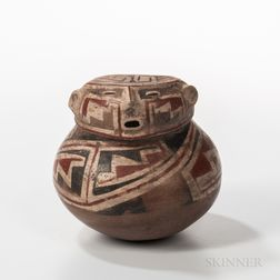 Casas Grande Effigy Storage Jar