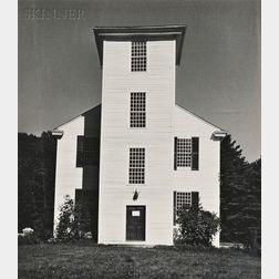 Walker Evans (American, 1903-1975)      Four Photographs of Buildings:   Birmingham, Ala. Boarding House