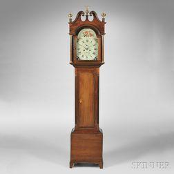 Rufus Porter Cherry Tall Clock