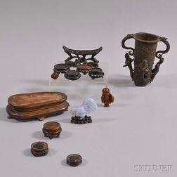 Thirteen Assorted Items