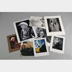 Group of Large Format Photographs