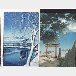 Two Prints: