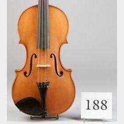 Modern Mirecourt Violin, Leon Mougenot, 1942