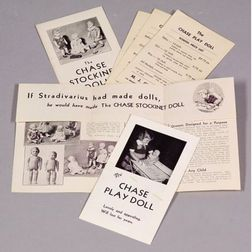 MJ Chase Co. Brochures and School Price Lists
