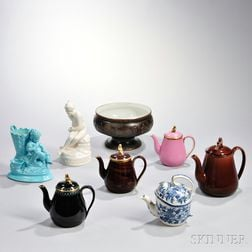 Eight Wedgwood Assorted Items