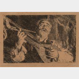 Anders Zorn (Swedish, 1860-1920)      Vicke