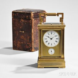 Henry Capt Grand Sonnerie Carriage Clock