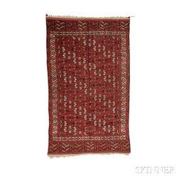 """Yomud """"Kepse-gul"""" Main Carpet"""