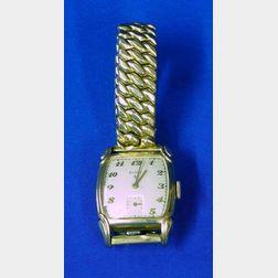 1950s Elgin Man's Wristwatch