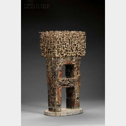 Satoru Abe (Japanese/American, b. 1926)      Untitled