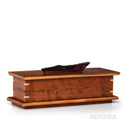 Artist-designed Wooden Box