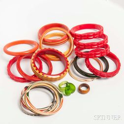 Group of Bangles