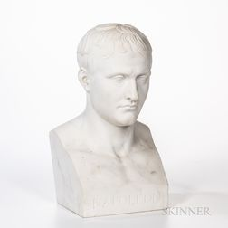 Marble Bust of Napoleon
