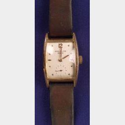18kt Gold Gentleman's Wristwatch ,Patek Philippe
