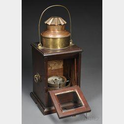Civil War Small Craft Binnacle