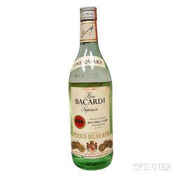 Mixed Puerto Rican Rum, 2 quart bottles